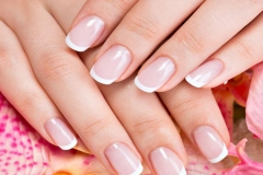 a-french-manicure