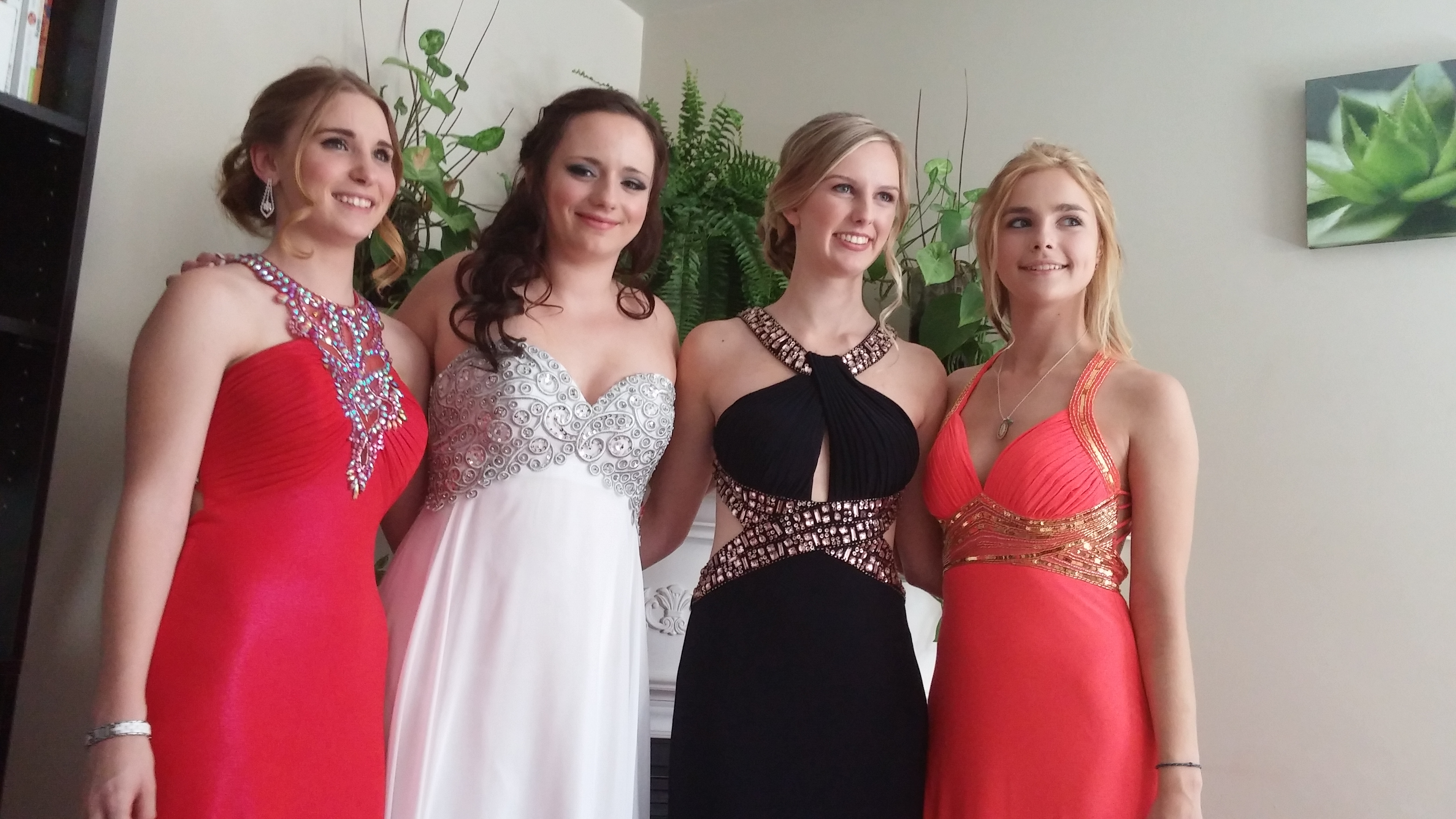 prom pic